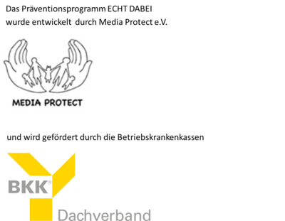 Kooperation BKK und Media Protect